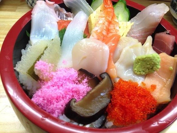 リベルテのチラシ寿司 9245