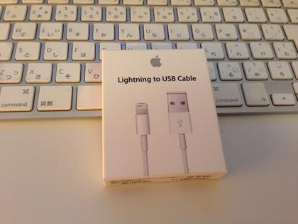 Lightning usb 2646