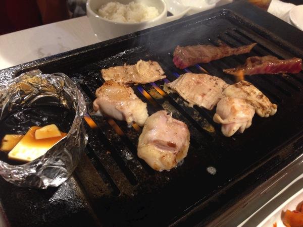 Maruyoshi aging beef 2192