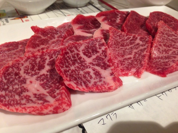 Maruyoshi aging beef 2195