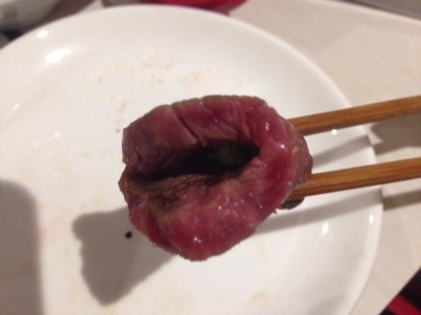 Maruyoshi aging beef 2200
