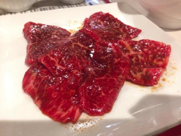 Maruyoshi aging beef 2201