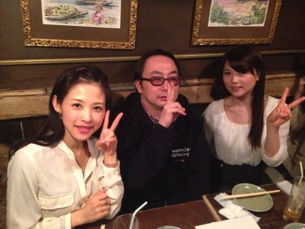 ラジオNIKKEI「イイネ★マン」出演者同窓会的新年会でタイ料理「クルン・サイアム(中目黒)」に行ってきました!
