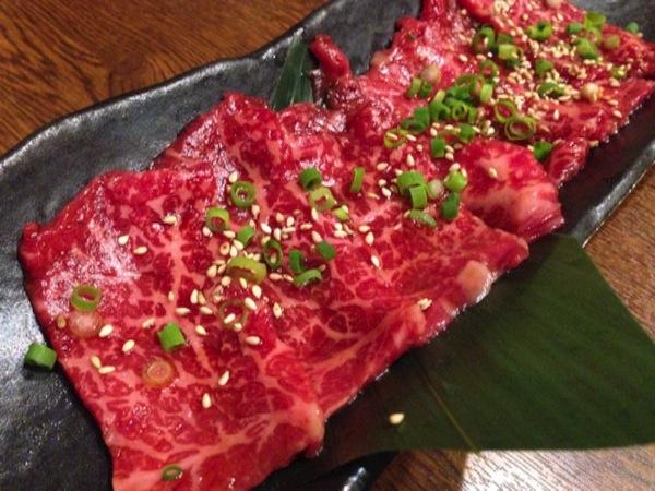 「焼肉かんや(那須)」ホルモンの脂が甘くて美味し!栃木和牛の焼肉&ホルモン