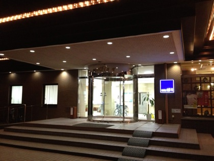 「ホテル・アルファ-ワン尾道」尾道駅近くのホテル