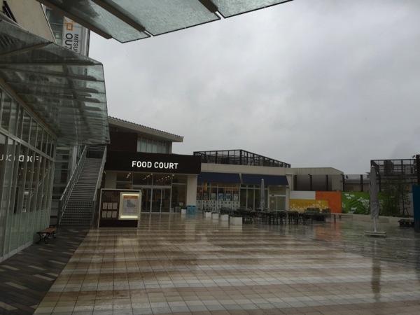 木更津のアウトレットは雨の日でも大丈夫【三井アウトレットパーク】