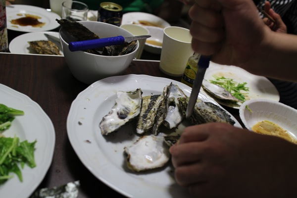 Oyster party 0281