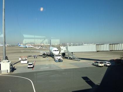 【iPhone】「Passbook」で無事に飛行機(ANA)に乗れました!