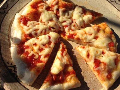 ピザ窯の作り方 5046
