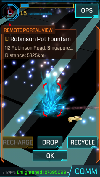 Portal key drop 0795