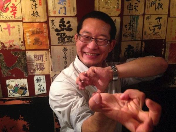 六花界で新北京プロレスの趙雲子龍に会った!