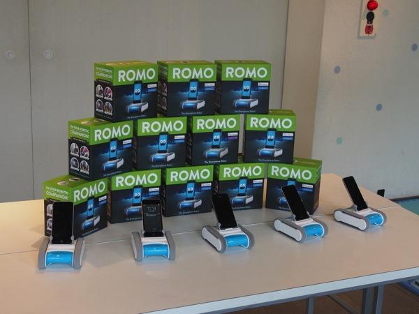 Romo robot 0002