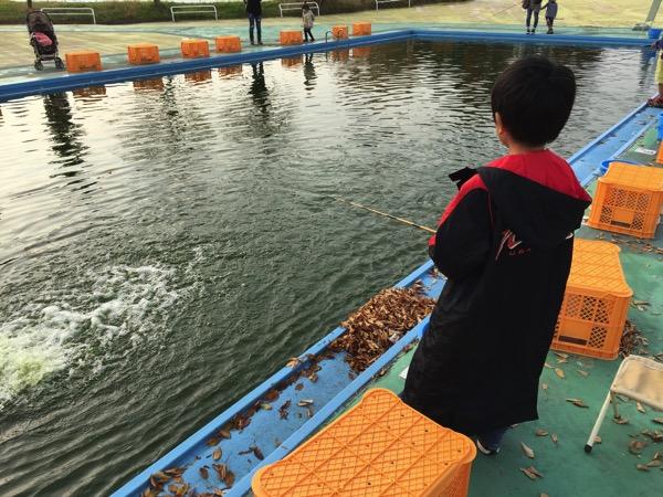 Shirakobato fishing 6027