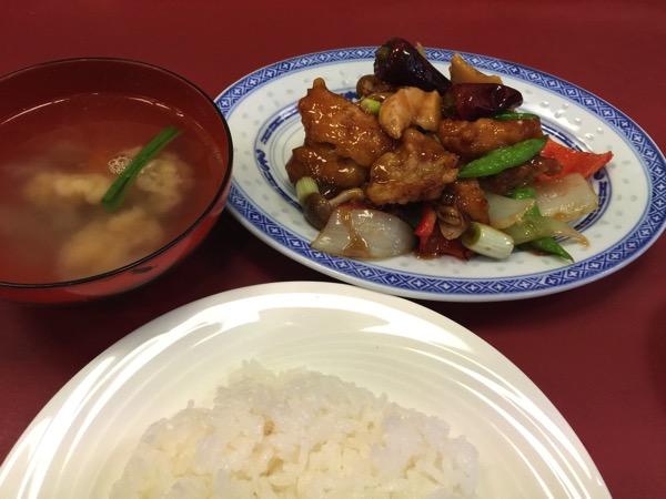 「いわき四川(いわき)」13種類のランチメニューから選べる中国料理店