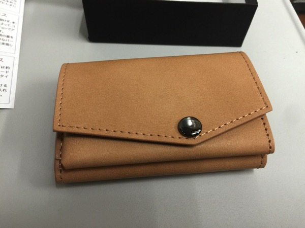 Small wallet 6402
