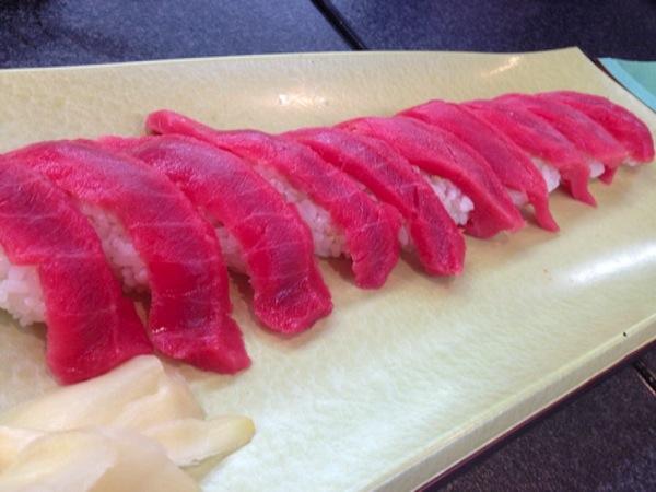 Sushi zanmai 9171