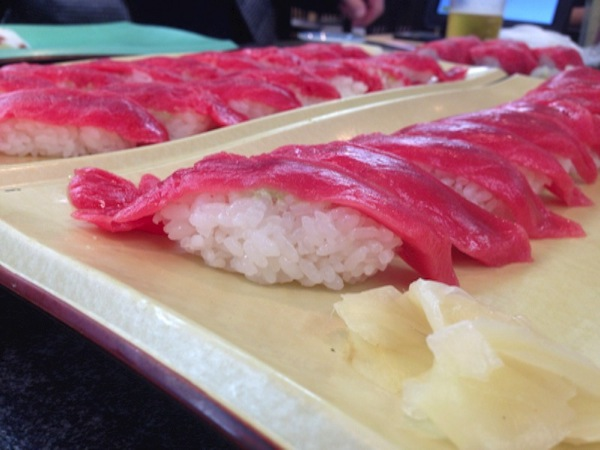 Sushi zanmai 9174