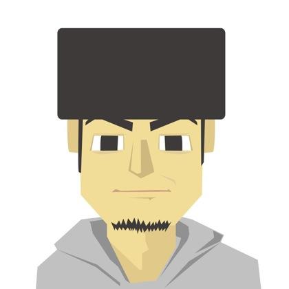 Google+のアイコンを @tamkai に描いて貰いました!