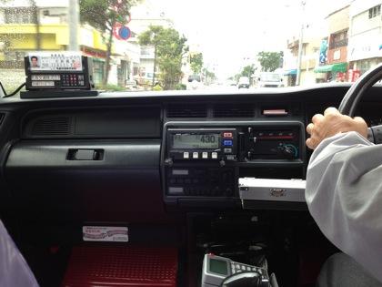 石垣島のタクシーの初乗りは430円(石垣島)