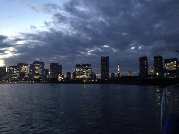 Tokyo bay cruise 3555
