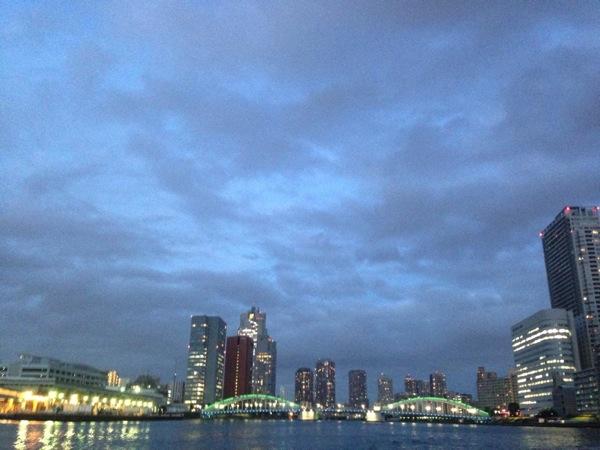 Tokyo bay cruise 3556
