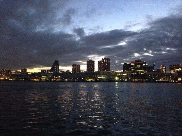 Tokyo bay cruise 3562