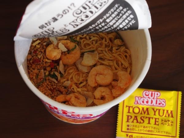 Tom yum noodles 0710