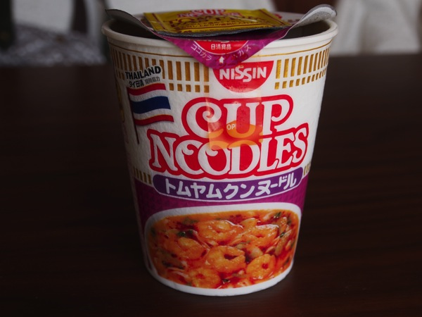 Tom yum noodles 0713