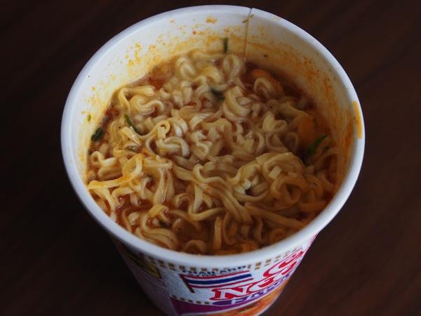 Tom yum noodles 0718
