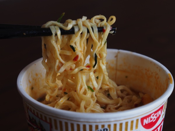 Tom yum noodles 0721