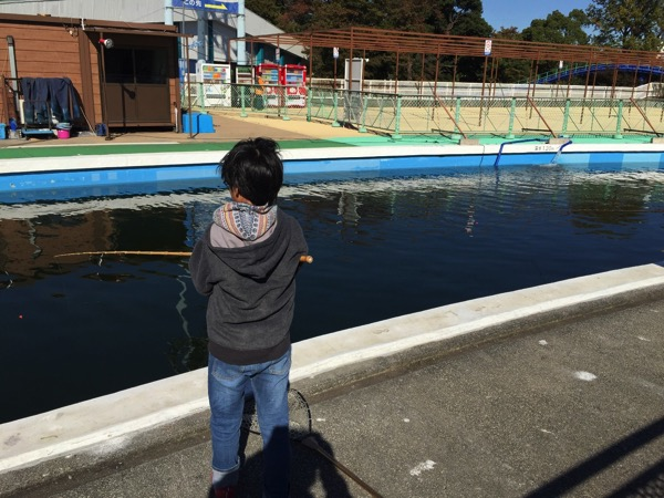 Toshimaen fishing 5692