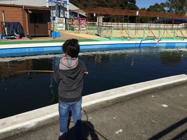 Toshimaen fishing 5692