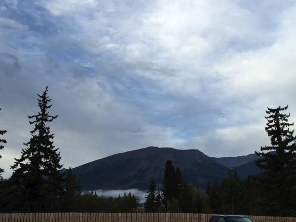 ジャスパー豆知識「太陽にほえろ!のロッキー刑事はウィスラーズ山で殉職した」 #アルバータ秋旅 #カナダ