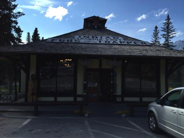 """男の人魚!?""""Merman""""のミイラがある「Banff Indian Trading Post」 #アルバータ秋旅 #カナダ"""