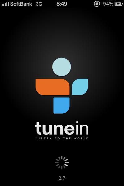 世界7万局以上のラジオが聞けるiPhoneアプリ「TuneIn Radio」