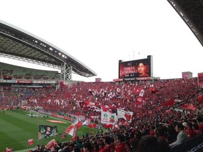 第6節 浦和レッズ v.s. 湘南ベルマーレ(2013シーズン)