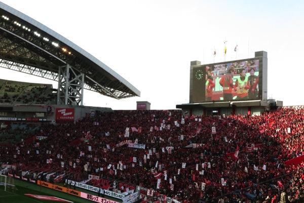 浦和レッズ、横断幕問題に関係した当該サポーター及び所属グループに無期限の入場禁止処分を発表