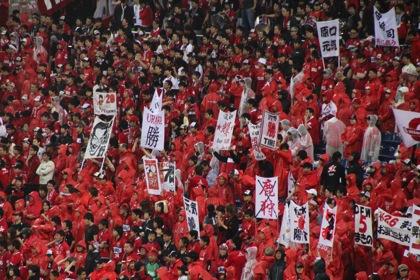 第11節 浦和レッズ v.s. 鹿島アントラーズ(2013シーズン)