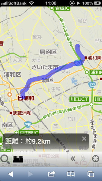 Yahoo map 2662