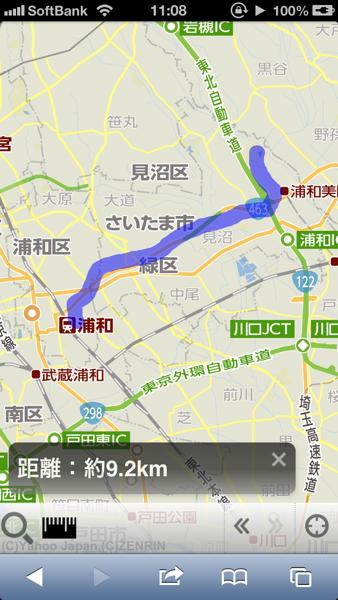 Yahoo map 2662