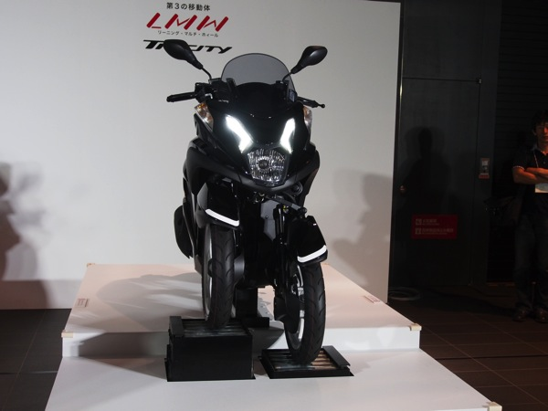 Yamaha tricity 0243