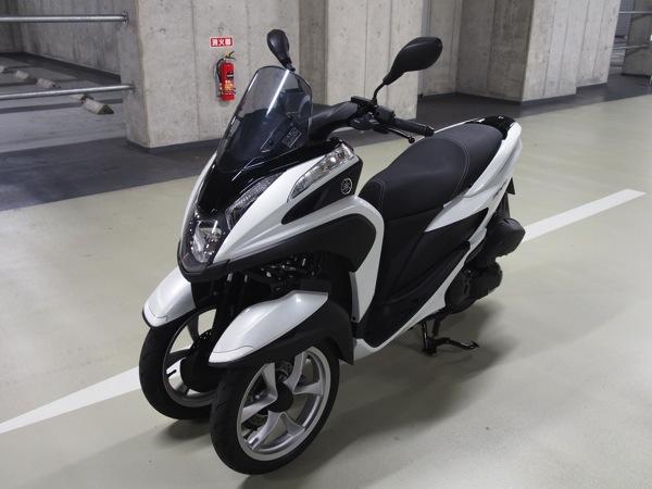 Yamaha tricity 0250