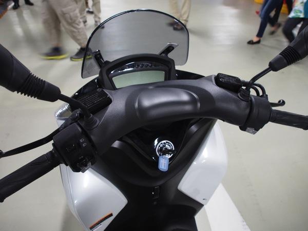 Yamaha tricity 0254