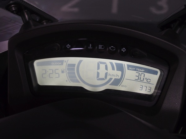 Yamaha tricity 0273