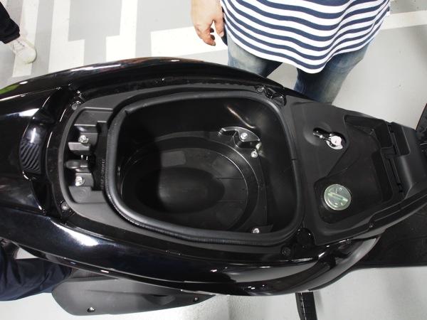 Yamaha tricity 0274