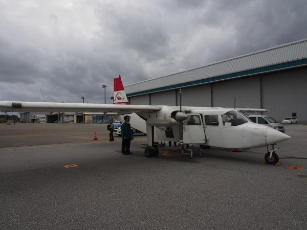 フェリー欠航で小型飛行機で阿嘉島を経由して座間味島へ!【2泊3日の沖縄島旅】