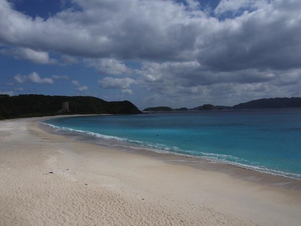 「古座間味ビーチ」ミシュラン・グリーンガイド二つ星の座間味島のビーチ【2泊3日の沖縄島旅】