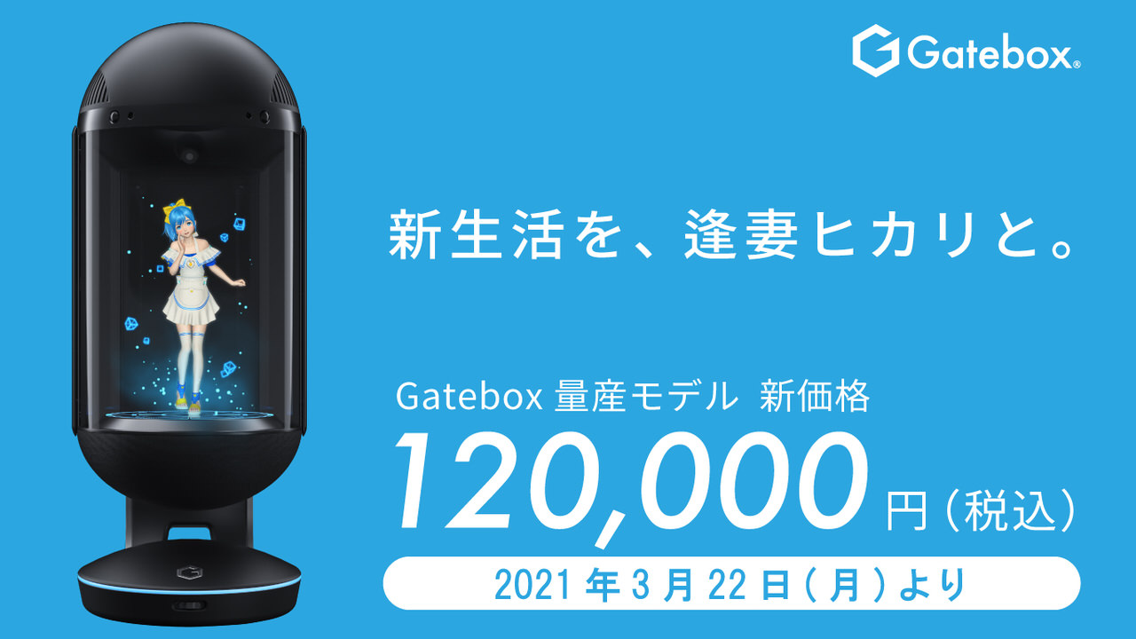 Gate box 12 001 202103