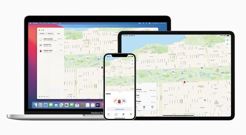 Apple find app 08