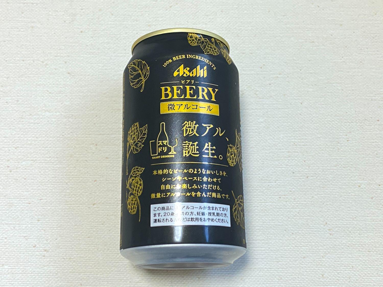 アサヒ ビアリー Beery 09 01 04